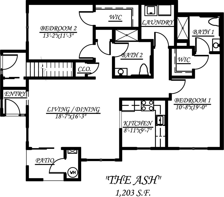 Floorplans Dartmouth Woods Dartmouth Ma Luxury Apartments