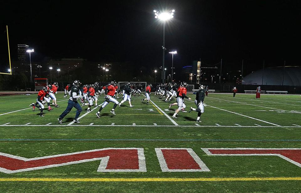 MIT Football Field